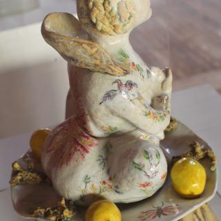 Irene de Watteville - The Tree Lemon Lady: Detail
