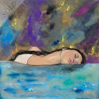 Sonia Lopez Chavez - Dreamer (SOLD)