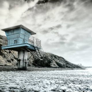Roy Kerckhoffs - Lifeguard Tower