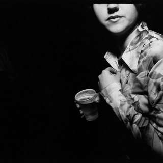 Bil Zelman - Girl with Cup, 1996