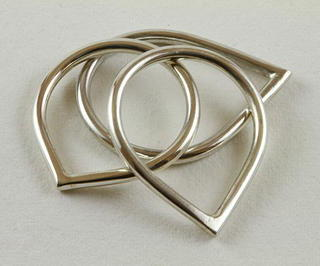 LOA Designs - Silver Stacking Rings set of 3