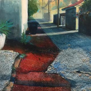 Red Asphalt by Duke Windsor