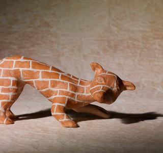 Brick Dog
