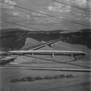 Interstate 15 & CA route 52 interchange
