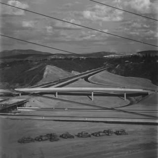Interstate 15 & CA route 52 interchange