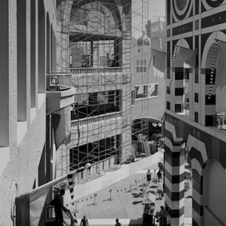 Horton Plaza, view NW