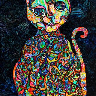 Alexander Arshansky - Cat A La Mode