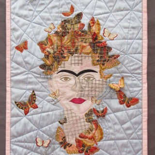 Cuauhtémoc Kish - Frida y las Mariposas