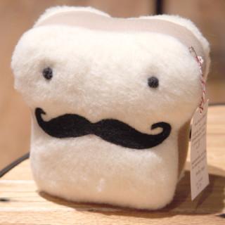 Mr. Mustache toasty