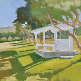 Paul Strahm - Bernardo Winery Garden