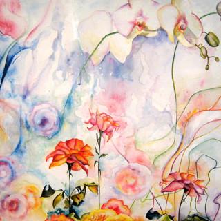 Stefanie Bales - Floral Landscape