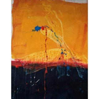 Larry Caveney - Pollock, Rothko, Bacon Blitz