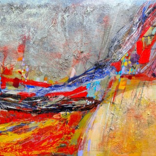 Sherry Krulle Beaton - Of Ribbons and Red Earth