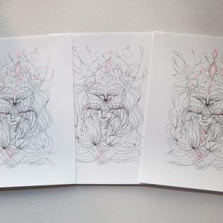 Artemis prints