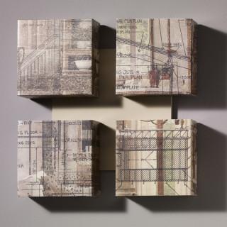 Judith Christensen - Building Blocks -- Details--Stairs