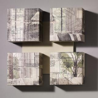 Judith Christensen - Building Blocks -- Window
