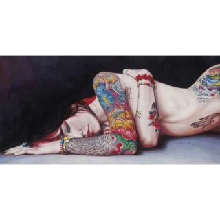 Anna van Fleet - Victoria's Lotus