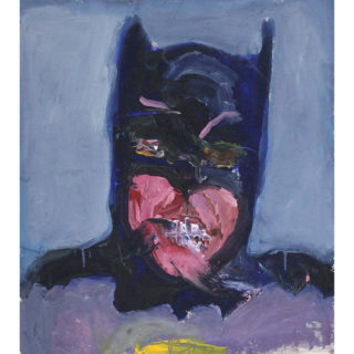 Larry Caveney - Batman Portrait