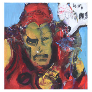 Larry Caveney - Ironman 2