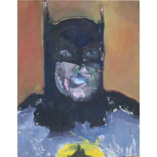 Larry Caveney - Large Batman Portrait