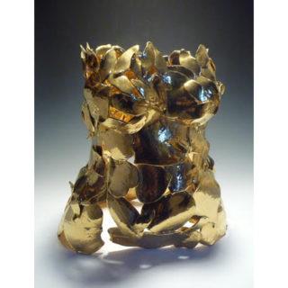 Linda Litteral - Leaf Armor Gold