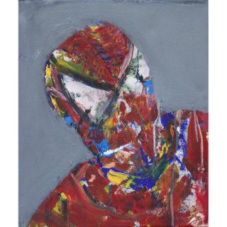 Larry Caveney - Spiderman Portrait