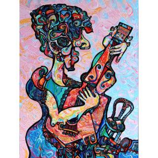Arshansky - Mandolin Player