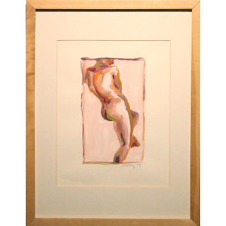 Anna Stump - Art Deco Male Nude