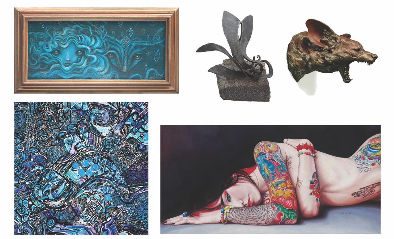 ARTSD16 - Sparks Gallery
