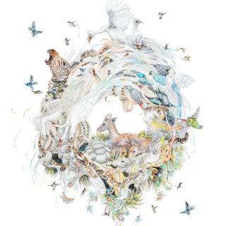 Laura Ball - Pegasus Mandala