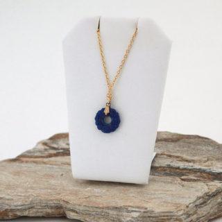 Bohemian Glass Necklace