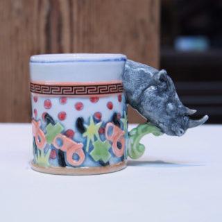 Ron Carlson Rhino Mug Alt View