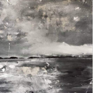 Seascape 1 - Larry Caveney