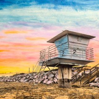 Tower Two Morning - Roy Kerkhoffs