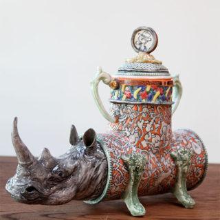 Ron Carlson Rhino T-Pot