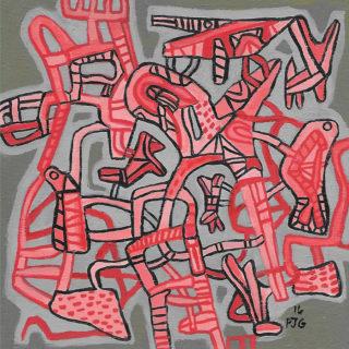 Peter J. Geise - Maze Tincture VIII 2016