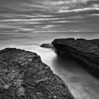 Marshall Vanderhoof - Ocean Beach End of Land