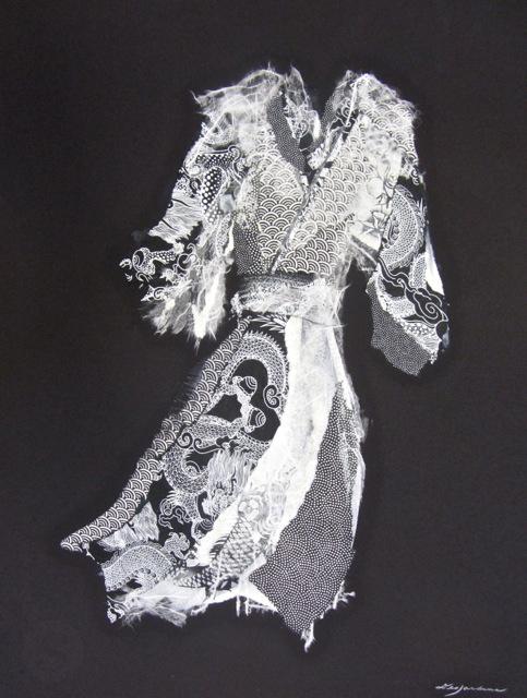 Paula Des Jardins - Shikkoku To Shiro No Kimono II