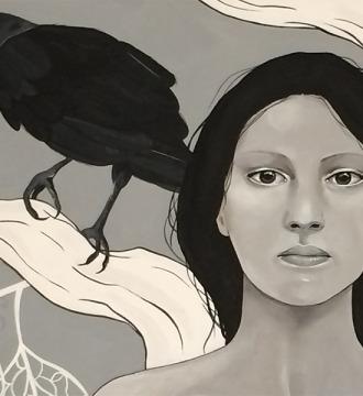 Sonia Lopez Chavez - Guardian Angel Detail