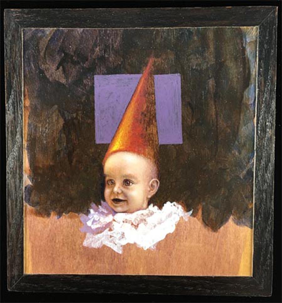 Christopher Polentz Circus Baby
