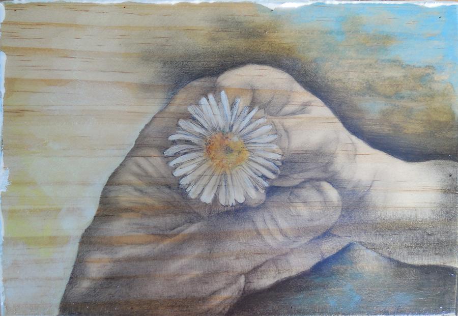 Michelle D. Ferrera a flower for me minis exhibition