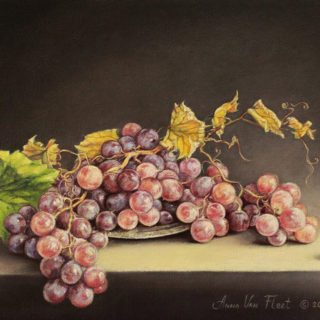 Anna Van Fleet Grapes