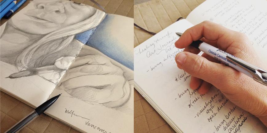 Workshop: The Art of Journaling