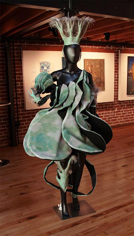 Sea Lilly Dress