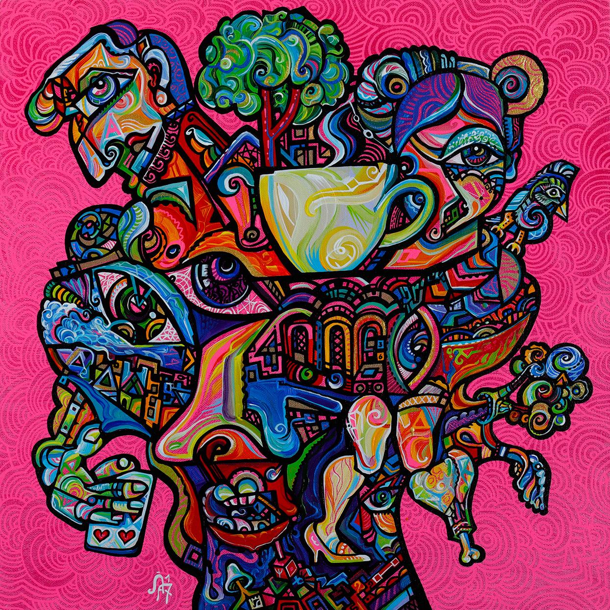 Artist Talk: Alexander Arshansky