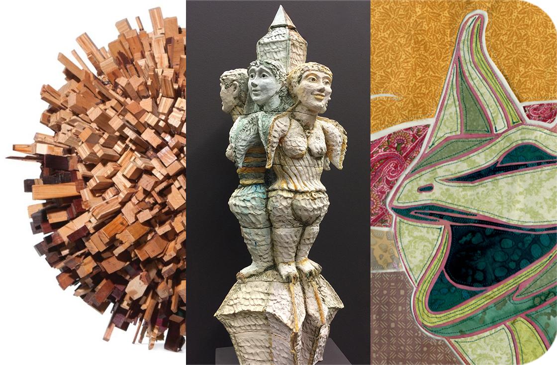 """Artist Talk: """"Craftwork"""" Artists"""