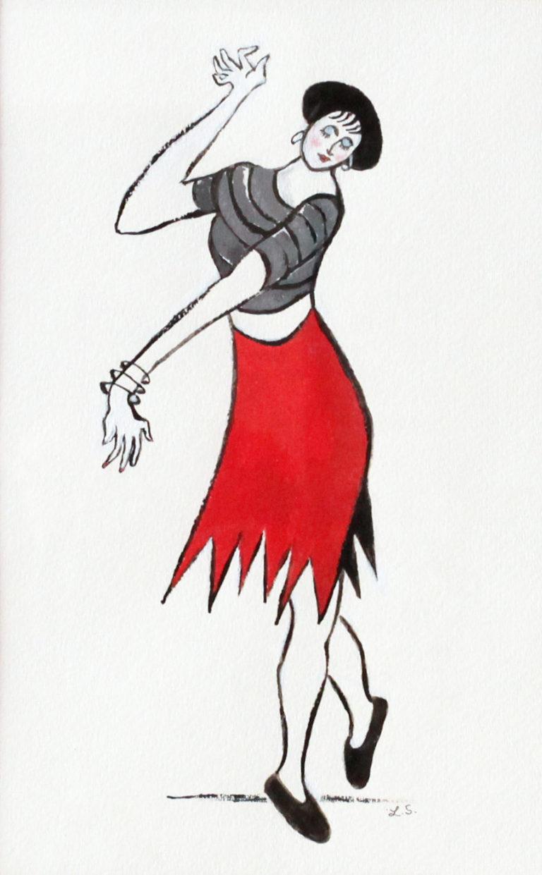 Adagio Dancer