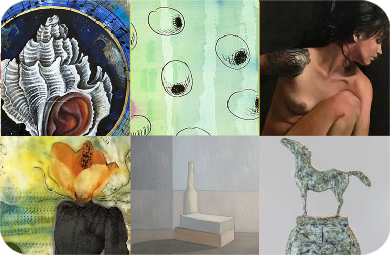 Facebook Live Artist Interviews with 2019 Gallery Selections Artists