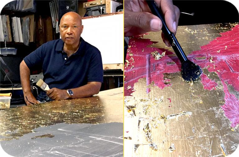 Duke Windsor Gold Leaf Workshop